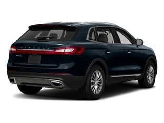 Rhapsody Blue 2018 Lincoln MKX Pictures MKX Utility 4D Reserve 2WD V6 photos rear view