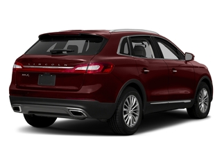 Burgundy Velvet Metallic Tinted Clearcoat 2018 Lincoln MKX Pictures MKX Utility 4D Premiere 2WD V6 photos rear view