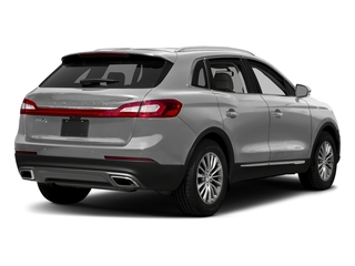 Ingot Silver Metallic 2018 Lincoln MKX Pictures MKX Utility 4D Premiere 2WD V6 photos rear view