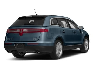 Blue Diamond 2018 Lincoln MKT Pictures MKT Wagon 4D Town Car AWD V6 photos rear view