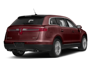 Burgundy Velvet Metallic Tinted Clearcoat 2018 Lincoln MKT Pictures MKT Wagon 4D Town Car AWD V6 photos rear view