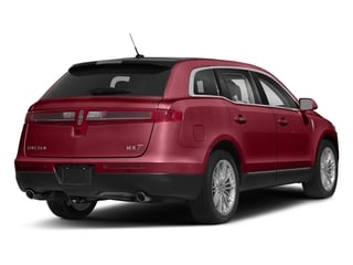 Ruby Red Metallic Tinted Clearcoat 2018 Lincoln MKT Pictures MKT Wagon 4D Town Car AWD V6 photos rear view