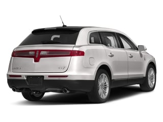 White Platinum Metallic Tri-Coat 2018 Lincoln MKT Pictures MKT Wagon 4D Town Car AWD V6 photos rear view