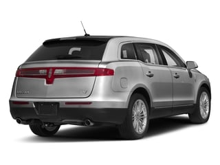Ingot Silver Metallic 2018 Lincoln MKT Pictures MKT Wagon 4D Town Car AWD V6 photos rear view