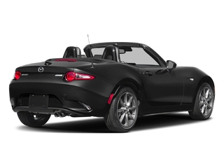 Jet Black Mica 2018 Mazda MX-5 Miata Pictures MX-5 Miata Grand Touring Manual photos rear view