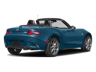 Eternal Blue 2018 Mazda MX-5 Miata Pictures MX-5 Miata Grand Touring Manual photos rear view
