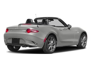 Ceramic Metallic 2018 Mazda MX-5 Miata Pictures MX-5 Miata Grand Touring Manual photos rear view