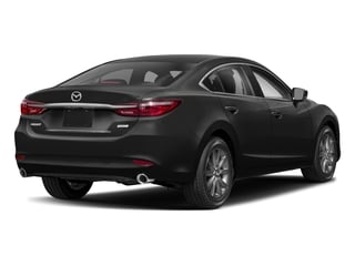Jet Black Mica 2018 Mazda Mazda6 Pictures Mazda6 Sedan 4D Sport I4 photos rear view