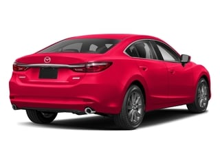 Soul Red Crystal Metallic 2018 Mazda Mazda6 Pictures Mazda6 Sedan 4D Sport I4 photos rear view