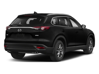 Jet Black Mica 2018 Mazda CX-9 Pictures CX-9 Sport FWD photos rear view