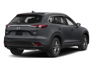 Machine Gray Metallic 2018 Mazda CX-9 Pictures CX-9 Utility 4D Sport 2WD I4 photos rear view