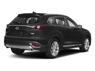 Jet Black Mica 2018 Mazda CX-9 Pictures CX-9 Utility 4D GT 2WD I4 photos rear view