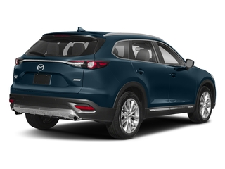 Deep Crystal Blue Mica 2018 Mazda CX-9 Pictures CX-9 Utility 4D GT 2WD I4 photos rear view