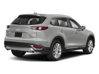 Sonic Silver Metallic 2018 Mazda CX-9 Pictures CX-9 Utility 4D GT 2WD I4 photos rear view