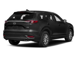 Jet Black Mica 2018 Mazda CX-9 Pictures CX-9 Touring FWD photos rear view