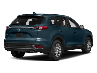 Deep Crystal Blue Mica 2018 Mazda CX-9 Pictures CX-9 Touring AWD photos rear view