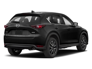 Jet Black Mica 2018 Mazda CX-5 Pictures CX-5 Utility 4D Touring AWD I4 photos rear view