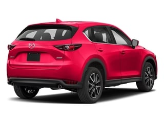 Soul Red Crystal Metallic 2018 Mazda CX-5 Pictures CX-5 Utility 4D Touring AWD I4 photos rear view