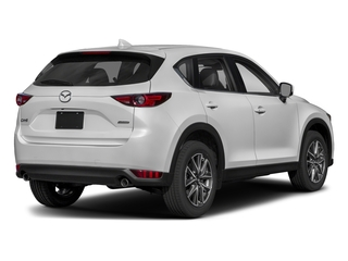 Snowflake White Pearl Mica 2018 Mazda CX-5 Pictures CX-5 Utility 4D GT AWD I4 photos rear view