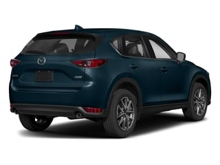 Deep Crystal Blue Mica 2018 Mazda CX-5 Pictures CX-5 Utility 4D GT AWD I4 photos rear view