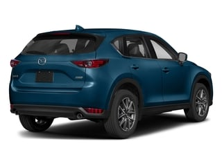 Eternal Blue Mica 2018 Mazda CX-5 Pictures CX-5 Utility 4D GT AWD I4 photos rear view