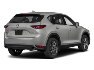 Sonic Silver Metallic 2018 Mazda CX-5 Pictures CX-5 Utility 4D GT AWD I4 photos rear view