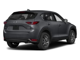Machine Gray Metallic 2018 Mazda CX-5 Pictures CX-5 Utility 4D GT AWD I4 photos rear view