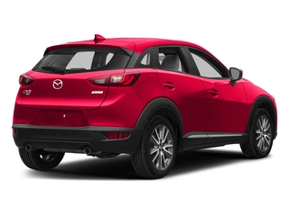 Soul Red Metallic 2018 Mazda CX-3 Pictures CX-3 Utility 4D GT AWD I4 photos rear view