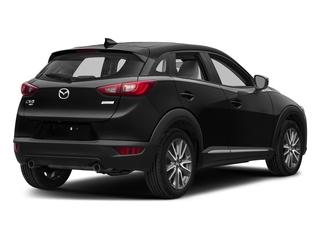 Jet Black Mica 2018 Mazda CX-3 Pictures CX-3 Utility 4D GT AWD I4 photos rear view