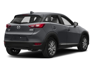 Machine Gray Metallic 2018 Mazda CX-3 Pictures CX-3 Utility 4D GT AWD I4 photos rear view