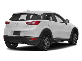 Snowflake White Pearl Mica 2018 Mazda CX-3 Pictures CX-3 Grand Touring FWD photos rear view