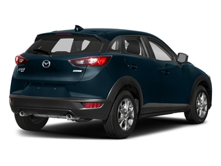 Deep Crystal Blue Mica 2018 Mazda CX-3 Pictures CX-3 Sport AWD photos rear view
