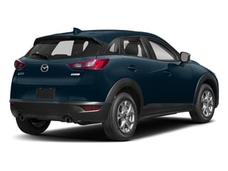 Deep Crystal Blue Mica 2018 Mazda CX-3 Pictures CX-3 Sport FWD photos rear view