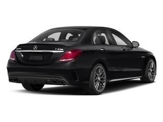 Black 2018 Mercedes-Benz C-Class Pictures C-Class AMG C 63 S Sedan photos rear view