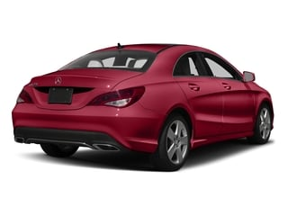Jupiter Red 2018 Mercedes-Benz CLA Pictures CLA CLA 250 4MATIC Coupe photos rear view