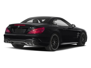 Black 2018 Mercedes-Benz SL Pictures SL AMG SL 65 Roadster photos rear view