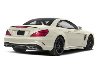 designo Diamond White Metallic 2018 Mercedes-Benz SL Pictures SL 2 Door Roadster photos rear view