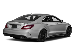 designo Magno Alanite Grey (Matte Finish) 2018 Mercedes-Benz CLS Pictures CLS AMG CLS 63 S 4MATIC Coupe photos rear view