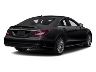 Black 2018 Mercedes-Benz CLS Pictures CLS CLS 550 4MATIC Coupe photos rear view