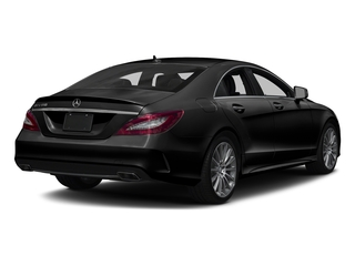Magnetite Black Metallic 2018 Mercedes-Benz CLS Pictures CLS CLS 550 4MATIC Coupe photos rear view