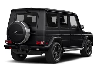 Black 2018 Mercedes-Benz G-Class Pictures G-Class 4 Door Utility 4Matic photos rear view