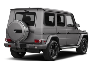 designo Platinum Magno 2018 Mercedes-Benz G-Class Pictures G-Class G 550 4MATIC SUV photos rear view