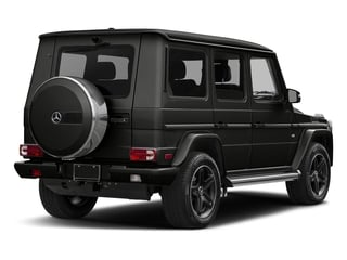 designo Night Black Magno 2018 Mercedes-Benz G-Class Pictures G-Class 4 Door Utility 4Matic photos rear view