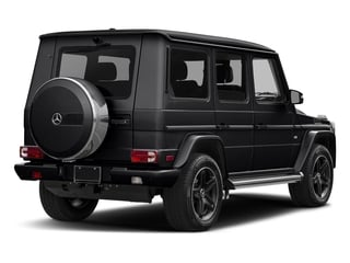 designo Manufaktur Black Opal 2018 Mercedes-Benz G-Class Pictures G-Class 4 Door Utility 4Matic photos rear view