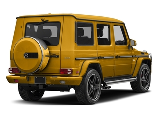 Solarbeam 2018 Mercedes-Benz G-Class Pictures G-Class AMG G 63 4MATIC SUV photos rear view