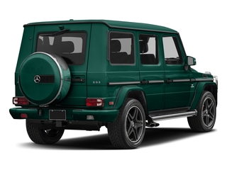 designo Manufaktur Olive Magno 2018 Mercedes-Benz G-Class Pictures G-Class AMG G 63 4MATIC SUV photos rear view