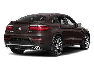 designo Dakota Brown Magno (Matte Finish) 2018 Mercedes-Benz GLC Pictures GLC AMG GLC 43 4MATIC Coupe photos rear view