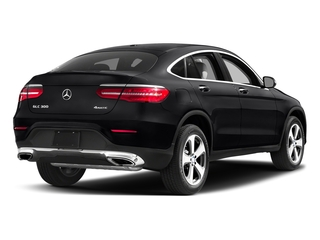Black 2018 Mercedes-Benz GLC Pictures GLC GLC 300 4MATIC Coupe photos rear view