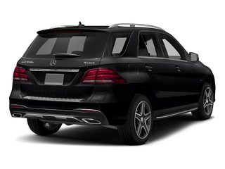 Black 2018 Mercedes-Benz GLE Pictures GLE Utility 4D GLE550 Plug-In AWD V6 photos rear view