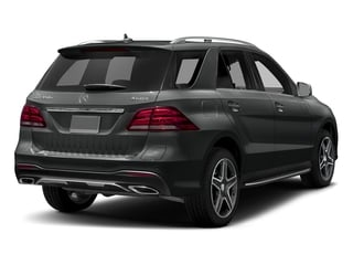 Selenite Grey Metallic 2018 Mercedes-Benz GLE Pictures GLE GLE 550e 4MATIC SUV photos rear view